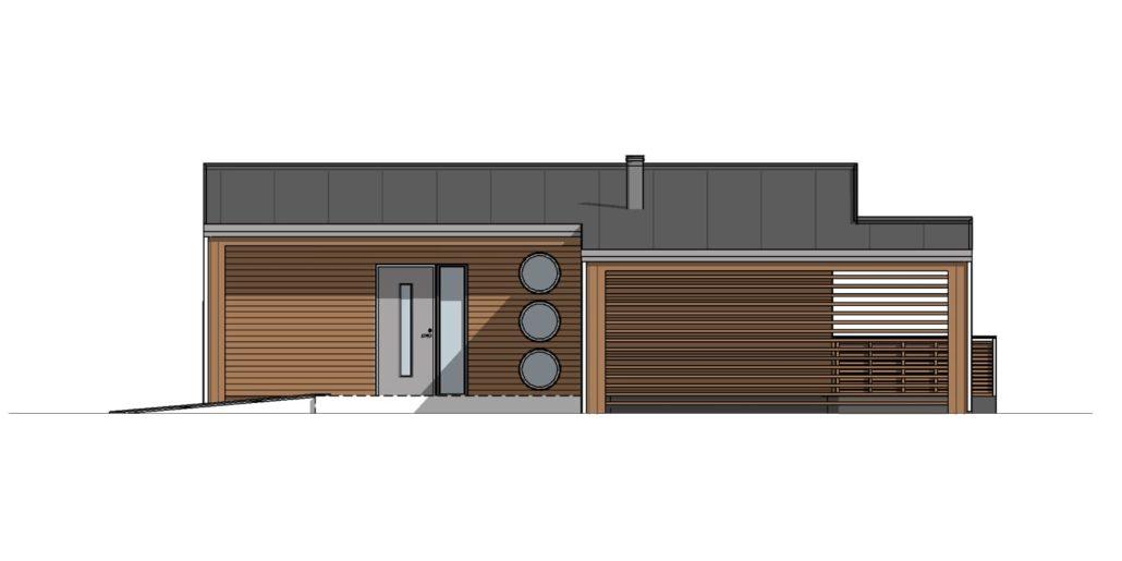 Fanevik bygg - Signalhus 301 Instetunet
