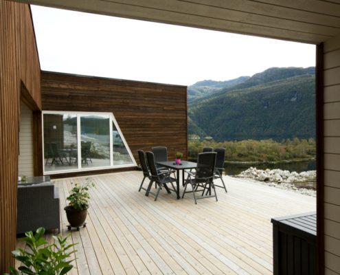 Fanevik Bygg - Nordalsfjorden