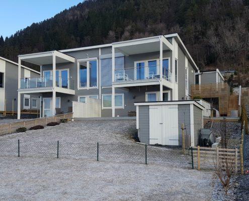 Fanevik Bygg - Sjøtunet