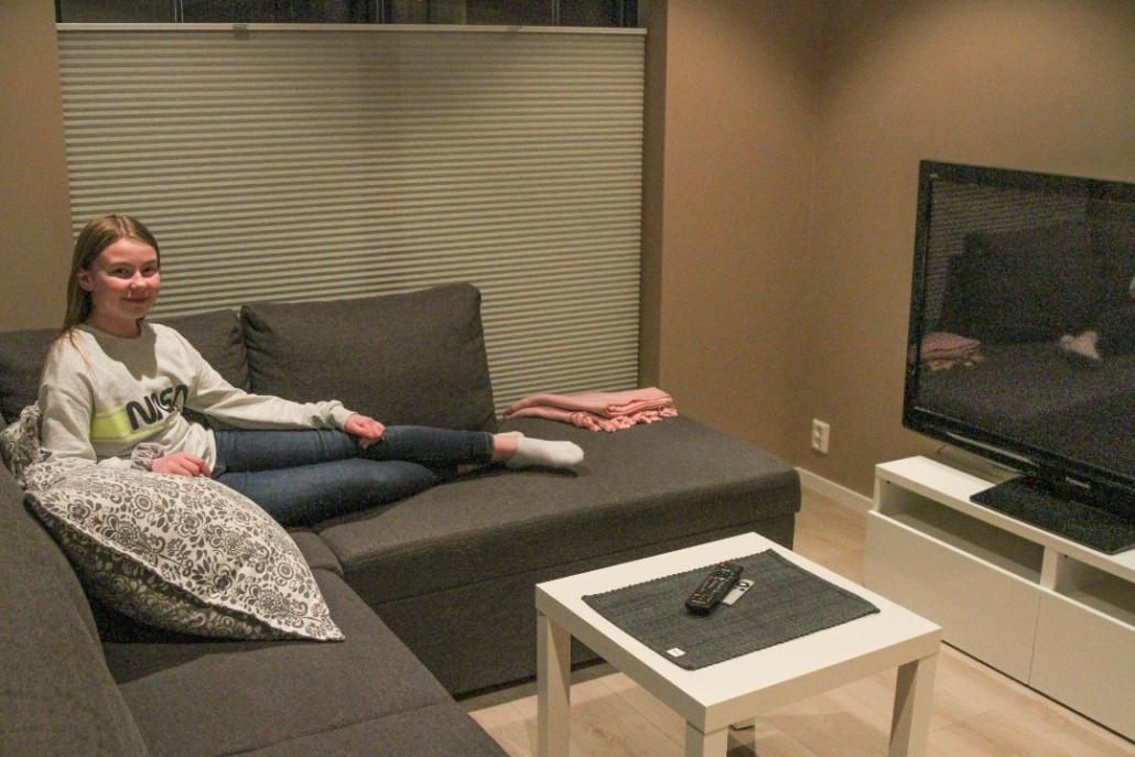 Instetunet Amalie i TV stova - Firdaposten 28.2.20
