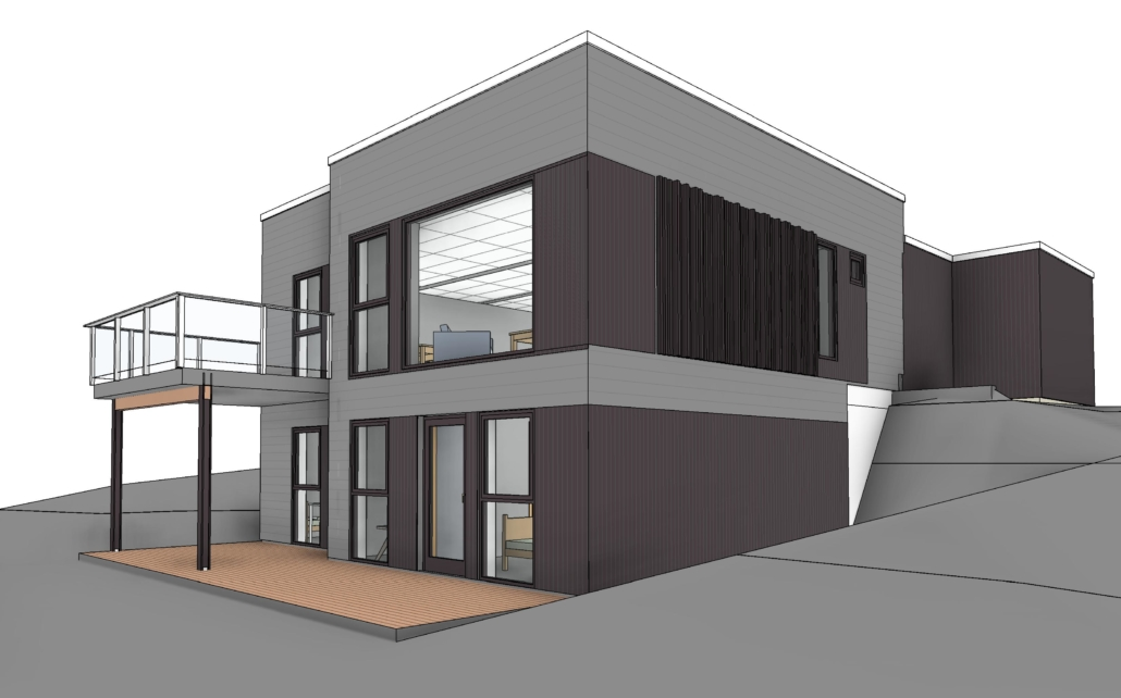 Fanevik bygg Instetunet- Melinda m/garasje