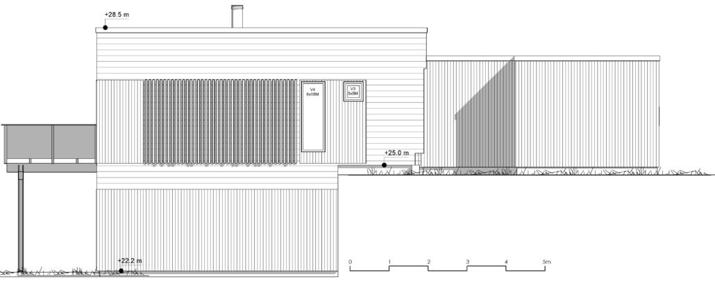 Fanevik bygg Instetunet - Melinda m/garasje øst